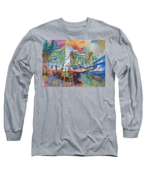 Redemption Ilwaco Wa Long Sleeve T-Shirt