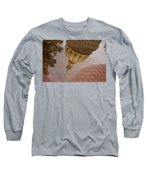 reflection of WV Long Sleeve T-Shirt