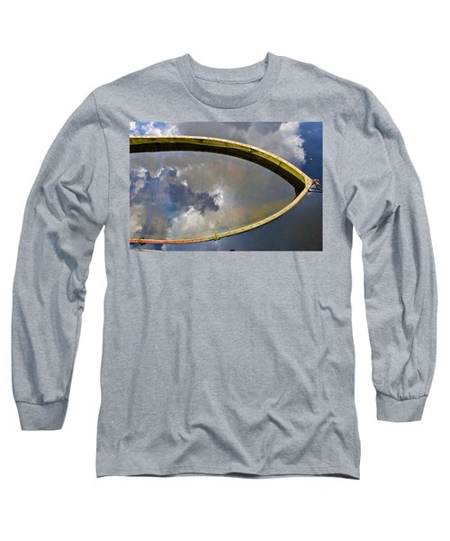 Reflections Long Sleeve T-Shirt by Charlie Brock