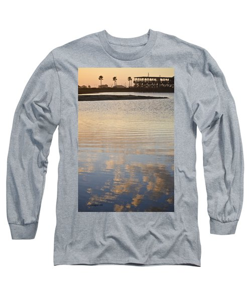 Reflections Of Dusk Long Sleeve T-Shirt