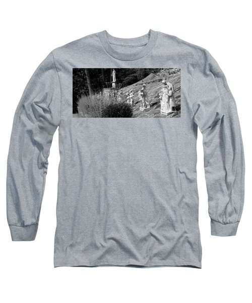 Religious Statues Long Sleeve T-Shirt