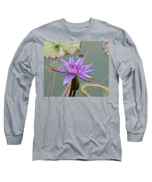 Resting Time Long Sleeve T-Shirt