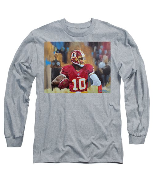 Washington Redskins Rg3 Long Sleeve T-Shirt