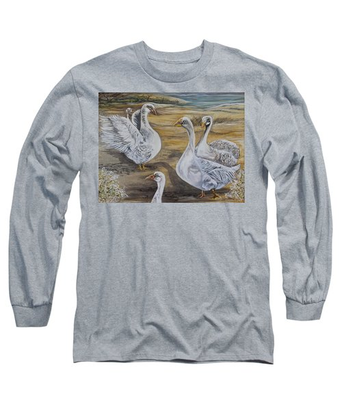 Rhapsody In G Major Long Sleeve T-Shirt
