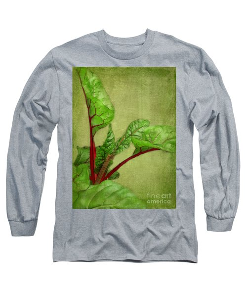 Rhubarb Long Sleeve T-Shirt