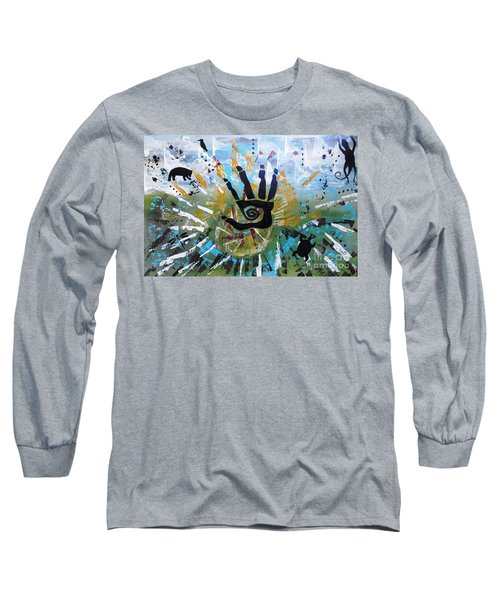 Rhythm Of Life Long Sleeve T-Shirt
