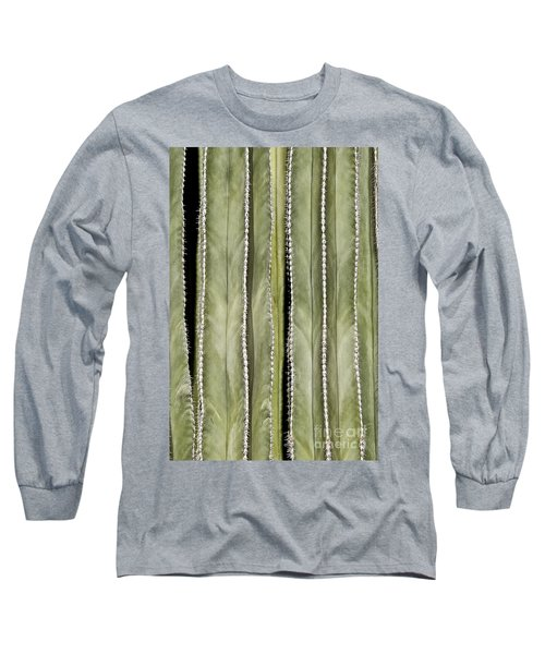 Ribs Long Sleeve T-Shirt by Kathy McClure