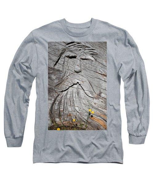 Rip Van Winkle Long Sleeve T-Shirt by Tikvah's Hope