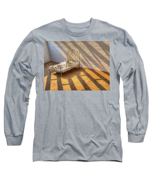 Rise And Shine Long Sleeve T-Shirt by Paul Wear