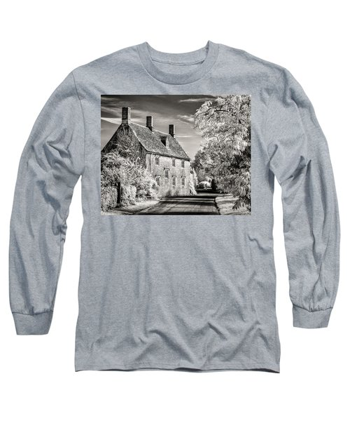 Road House Long Sleeve T-Shirt by William Beuther