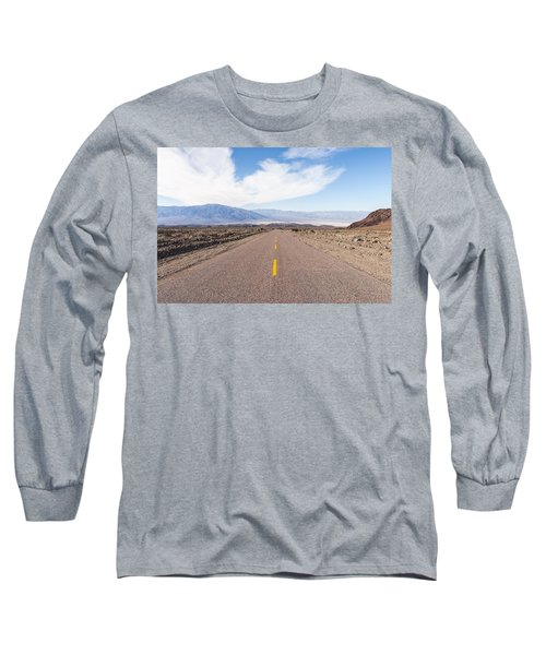 Road To Death Valley Long Sleeve T-Shirt