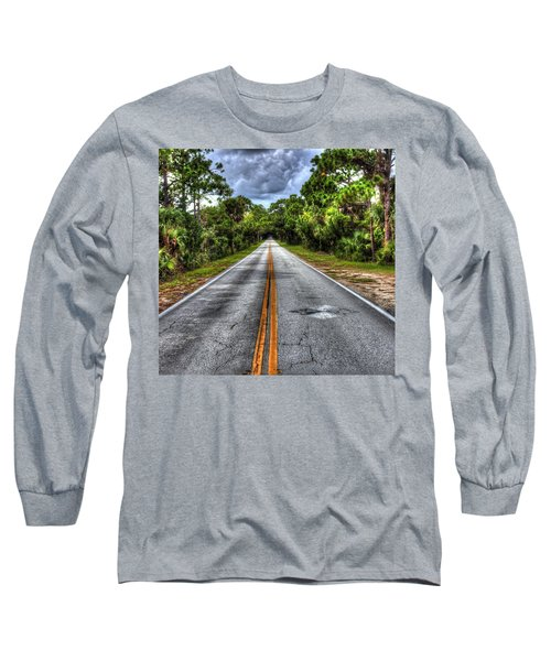 Road To No Where Long Sleeve T-Shirt