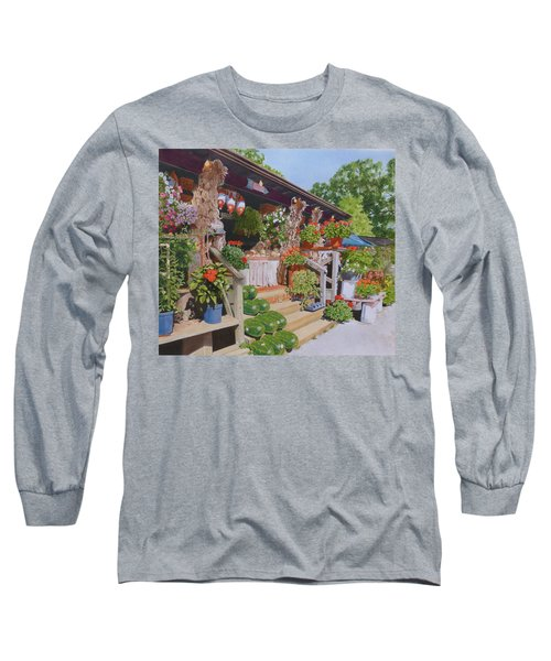 Roadside Stand Long Sleeve T-Shirt