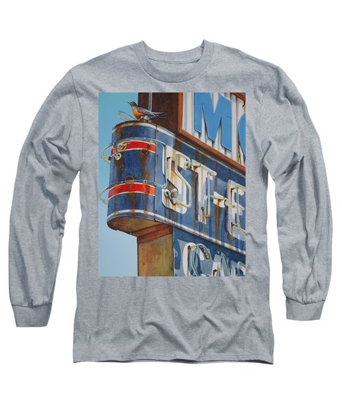 Robin And Motel Long Sleeve T-Shirt