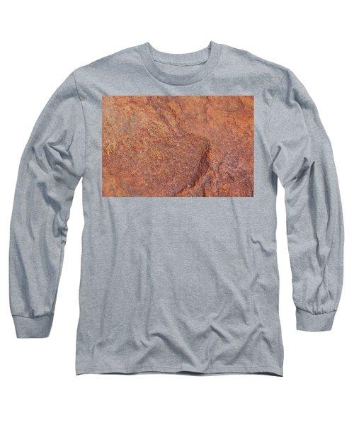 Rock Abstract #3 Long Sleeve T-Shirt