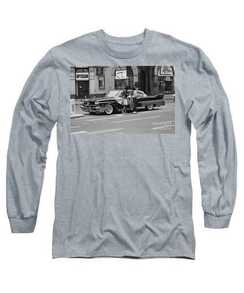 Rock And Roll Radio Campaign Long Sleeve T-Shirt