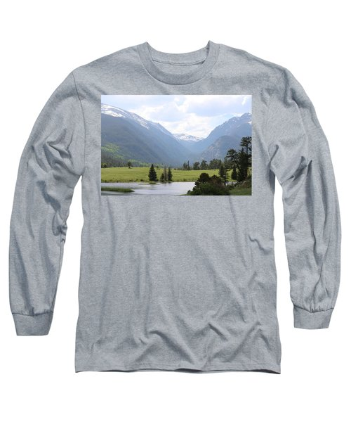 Rocky Mountain National Park  Long Sleeve T-Shirt