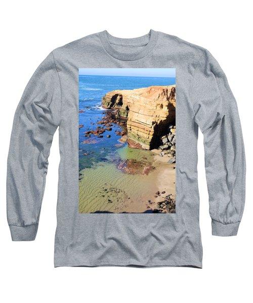 Rocky Point Sunset Cliffs Long Sleeve T-Shirt