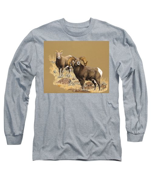 Romeo Long Sleeve T-Shirt