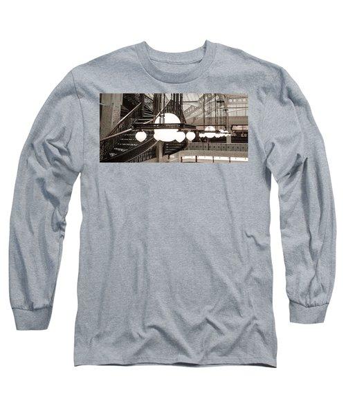 Rookery Building Lights Long Sleeve T-Shirt