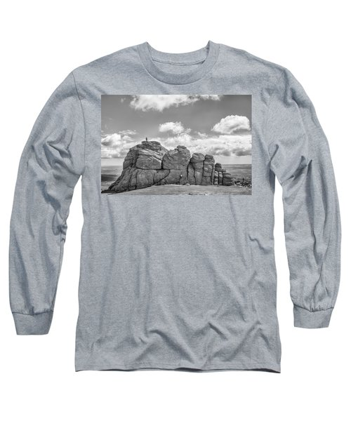 Room On Top Long Sleeve T-Shirt by Howard Salmon
