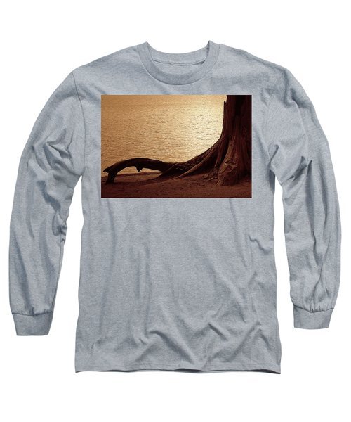 Roots Long Sleeve T-Shirt by Mim White