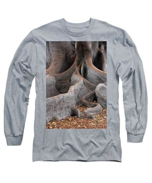Roots Of The Fig Long Sleeve T-Shirt