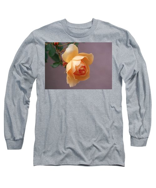 Rose 4 Long Sleeve T-Shirt by Andy Shomock