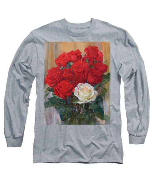 Roses For You Long Sleeve T-Shirt