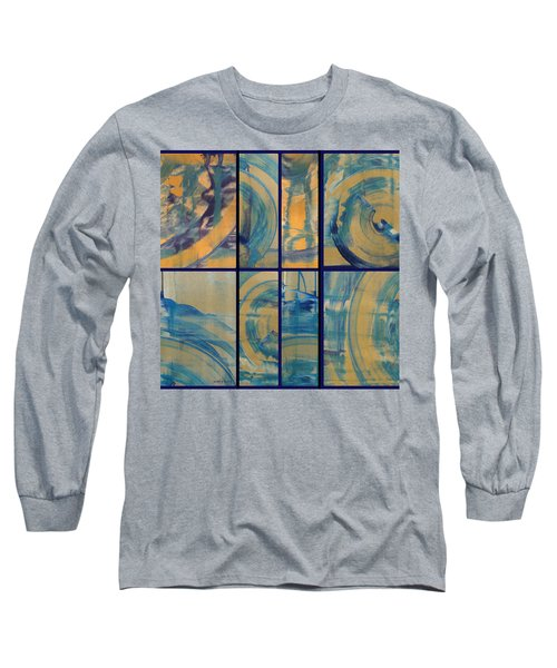 Long Sleeve T-Shirt featuring the photograph Rotation Part Two by Sir Josef - Social Critic - ART