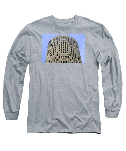 Round Architecture Long Sleeve T-Shirt