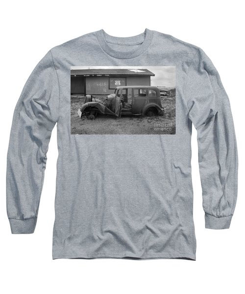 Route 66 Travels Long Sleeve T-Shirt