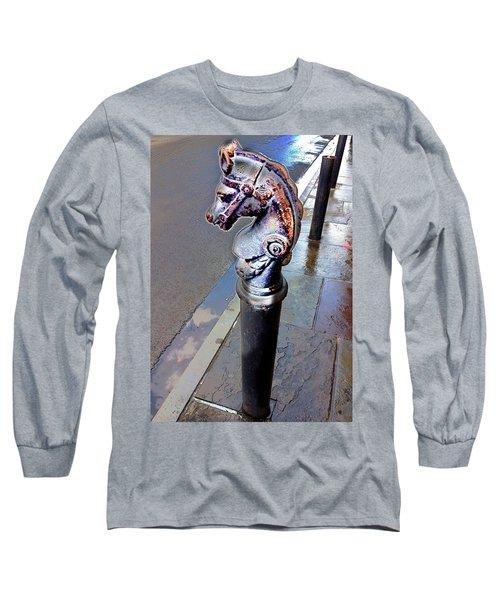 Royal Stroll Long Sleeve T-Shirt