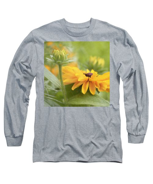 Rudbeckia Flower Long Sleeve T-Shirt