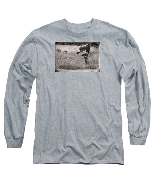 Rural Route Mail Call  Long Sleeve T-Shirt