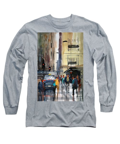 Rush Hour 2 - Chicago Long Sleeve T-Shirt