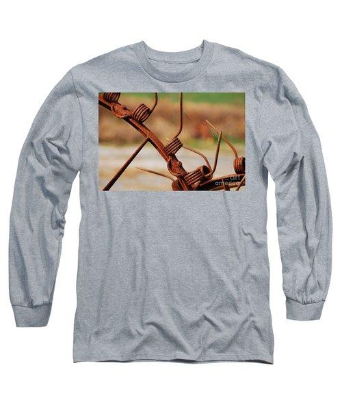 Rusty Tines Long Sleeve T-Shirt