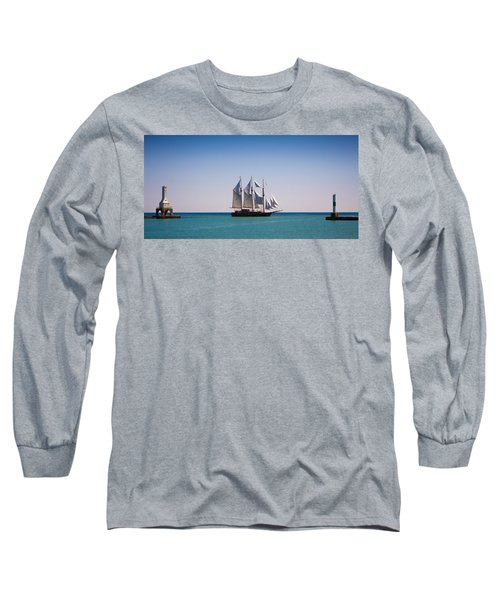 s/v Peacemaker Opening Long Sleeve T-Shirt