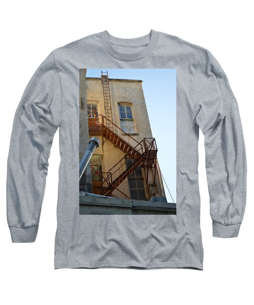 Long Sleeve T-Shirt featuring the photograph Sa 001  by Shawn Marlow