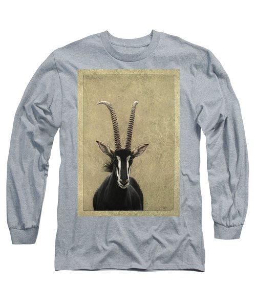 Sable Long Sleeve T-Shirt
