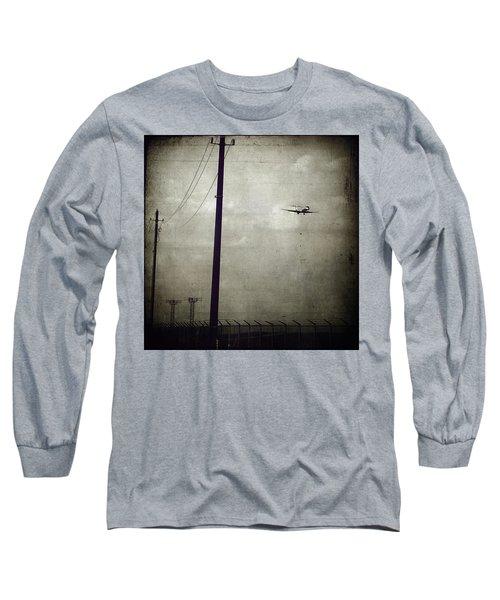 Sad Goodbyes Long Sleeve T-Shirt