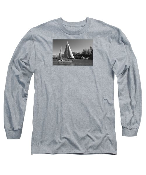 The Fearless On Lake Taupo Long Sleeve T-Shirt