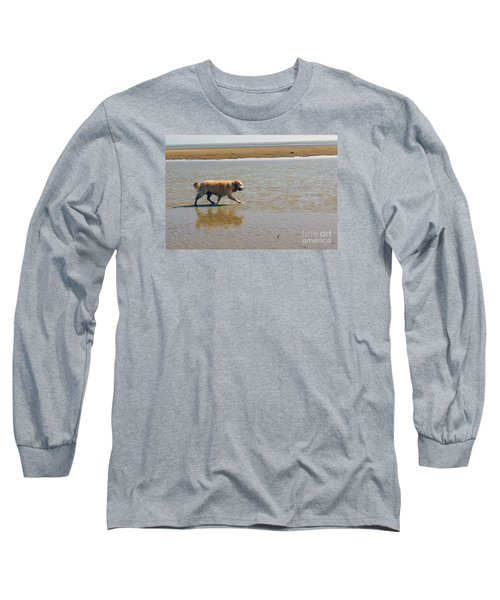 Long Sleeve T-Shirt featuring the photograph Sally Iv by Cassandra Buckley