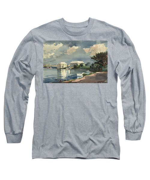 Salt Kettle Bermuda Long Sleeve T-Shirt
