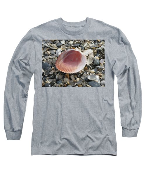 Salt Water Cockle Long Sleeve T-Shirt