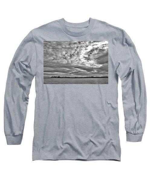 San Francisco Clouds Long Sleeve T-Shirt