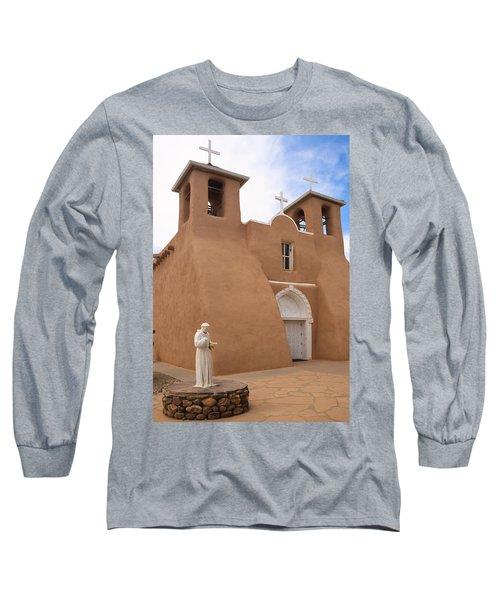 San Francisco De Asis Long Sleeve T-Shirt