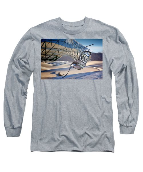 Sand Incarnations With Dali Long Sleeve T-Shirt