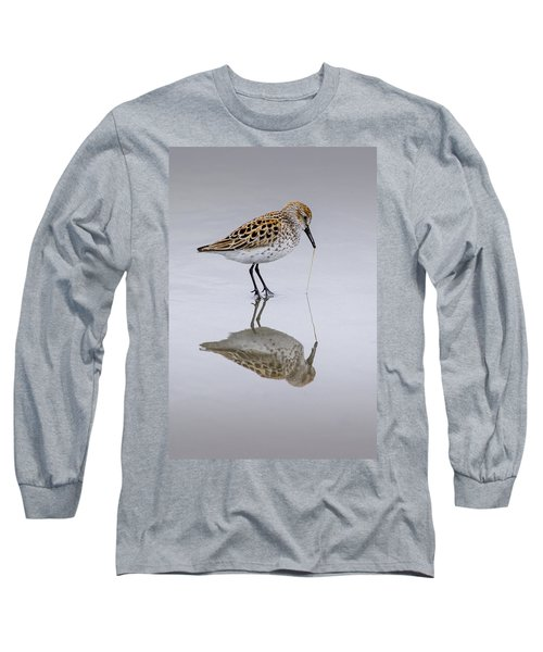 Sandpiper Pull Long Sleeve T-Shirt by Sonya Lang