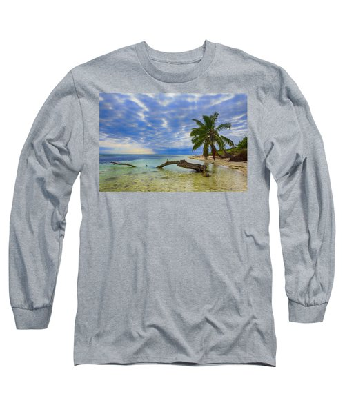 Sandspur Beach Long Sleeve T-Shirt